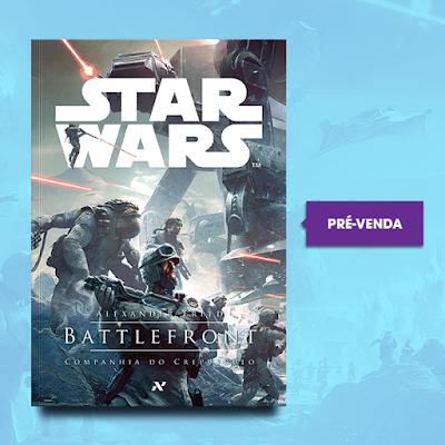 [Pré Venda] Star Wars - Battlefront na @editoraaleph