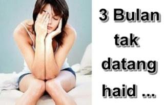 cara untuk cepat haid bagi yang belum menstruasi