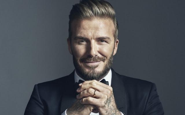 Celebridades y famosos que han sido víctimas de robos David Beckham
