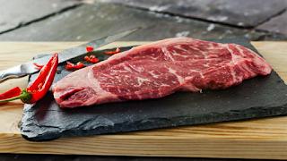jual daging striploin sapi wagyu import