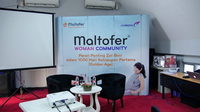 Maltofer Woman Community Surabaya : Begini Caranya Cegah Anemia Defisiensi  Besi pada Anak