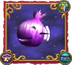 Wizard101 Fishing Dragonspyre Fish Purple Grunion