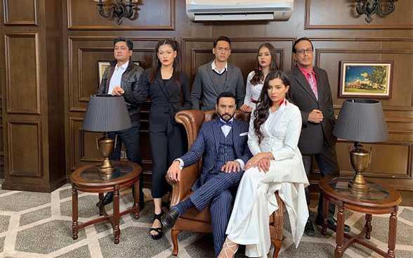 Drama Cinta Non Grata TV3