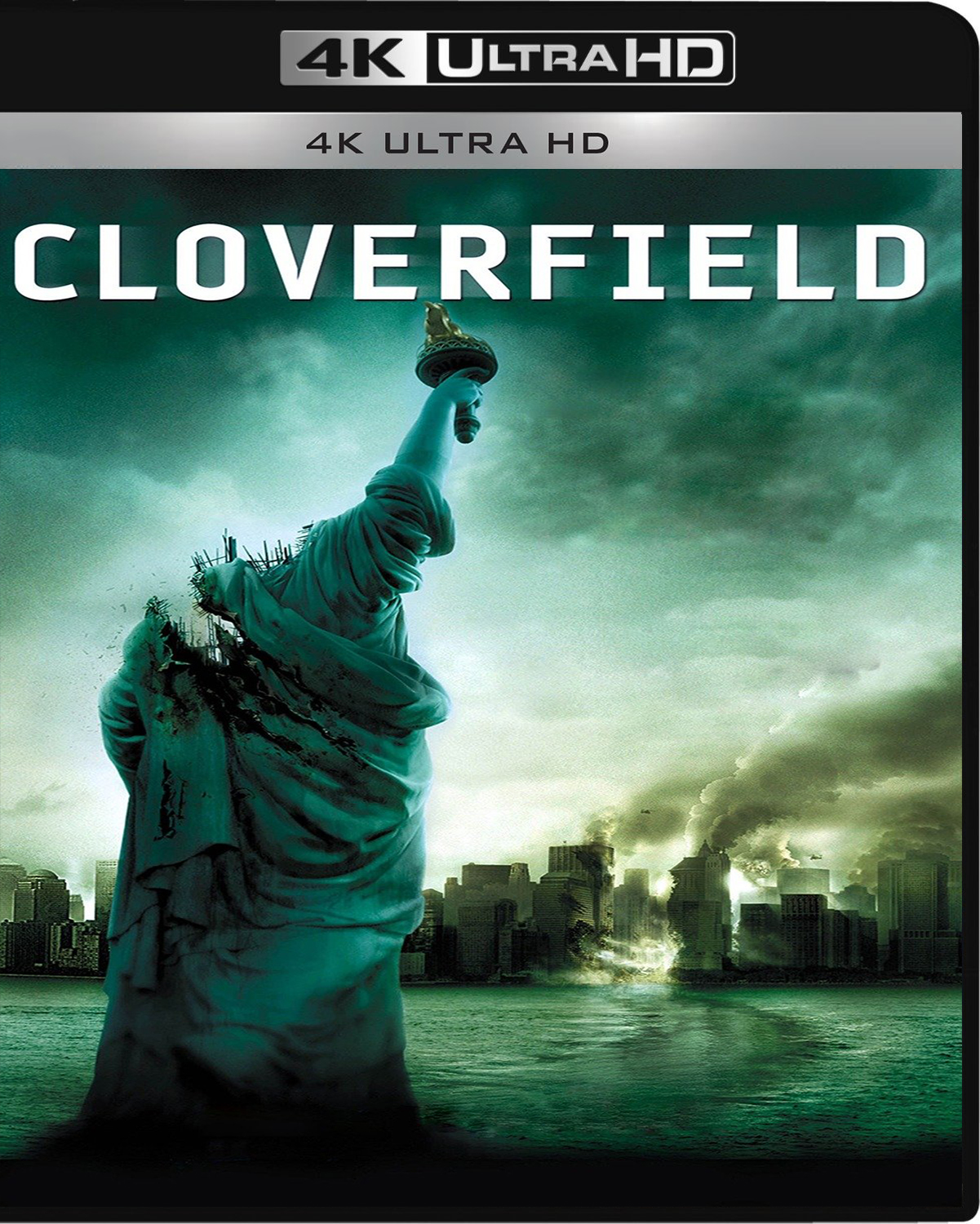 Cloverfield [2008] [UHD] [2160p] [Latino]