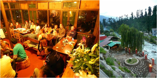 The Lazy Dog Cafe, Best places to eat in Manali, Where to Eat in Manali,