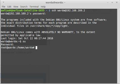 Ubuntu filezilla server