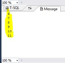 While Loop In SQL Server With Example ~ Guruji Point - Code You Want
