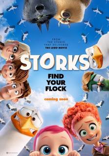 STORKS : Find Your Flock (2016) Full Movie
