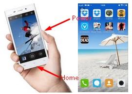 Cara Screenshot Vivo Y15 Tanpa Aplikasi