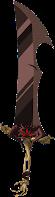 Necrotic Sword of Doom Right