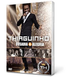 DVD Thiaguinho – Ousadia & Alegria AVI-DVDRIP(2012)