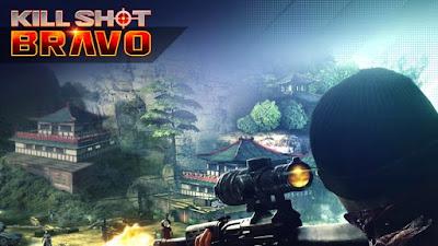Kill Shot Bravo Apk Mod Terbaru Versi 4.8 NO SWAY