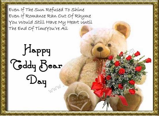 I Am Single Happy Teddy Bear Day Quotes Saying Teddy Day Sms