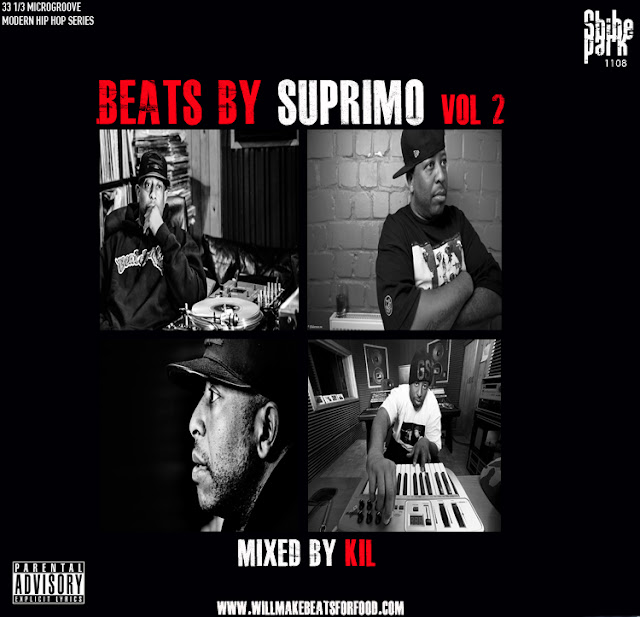 Beats By Suprimo Vol. 2 Mixtape