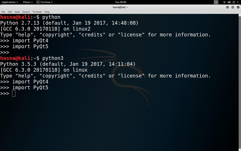 Linux : Python Qt 5 (PyQt5) Introduction | Belajar IT