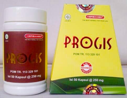 Jual Kapsul PROGIS Obat Herbal Urat Syaraf Terjepit/Kecetit