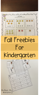 3 FREEBIES for Fall