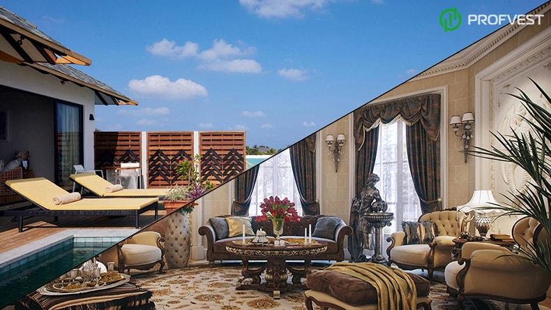 ТОП-5 самых роскошных объектов недвижимости