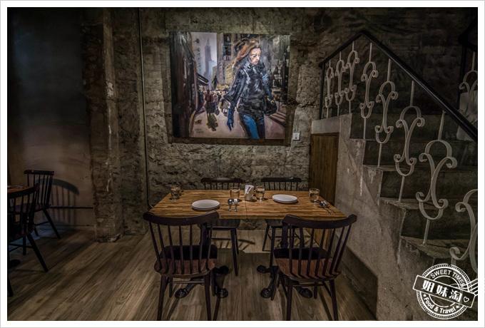 高雄挑食GIEN JIA 二店-義式餐廳低調奢華藝術的饗宴
