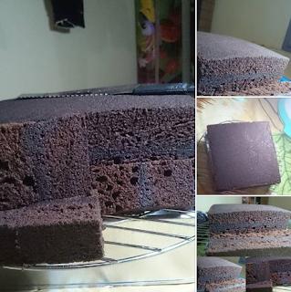 Resep Brownies Amanda KW Rasa Coklat Moist Banget