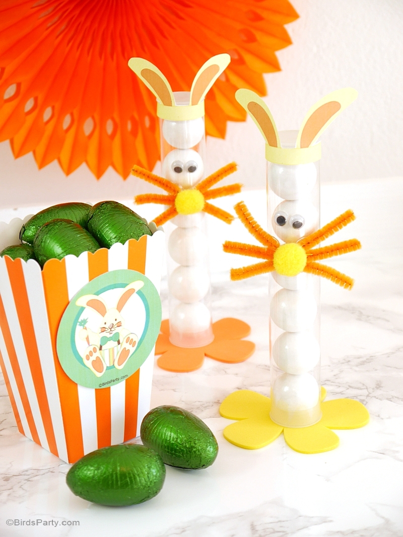 How to Set up an Easter Waffle Bar | Party Ideas | Party Printables