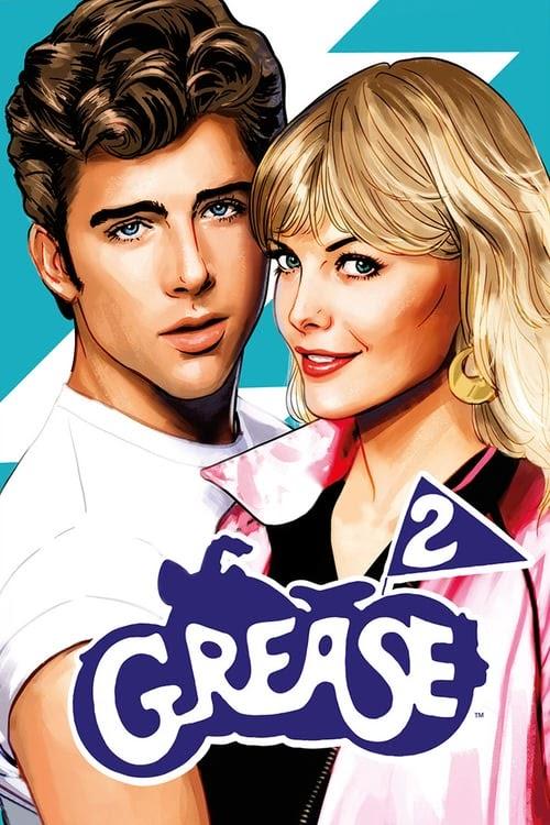 Ver Grease 2 1982 Pelicula Completa En Español Latino 1080p 720p