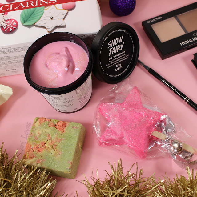 LUSH holiday 2016 picks