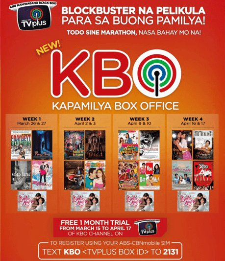 How to Activate and Add KBO Channel On Your ABS CBN TV Plus
