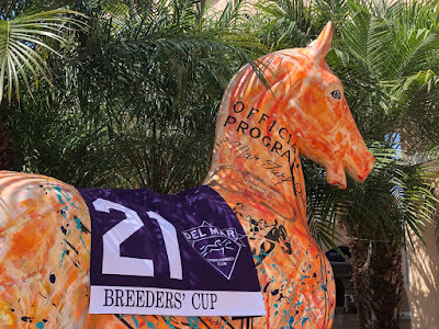 Breeders' Cup Colourful Horse