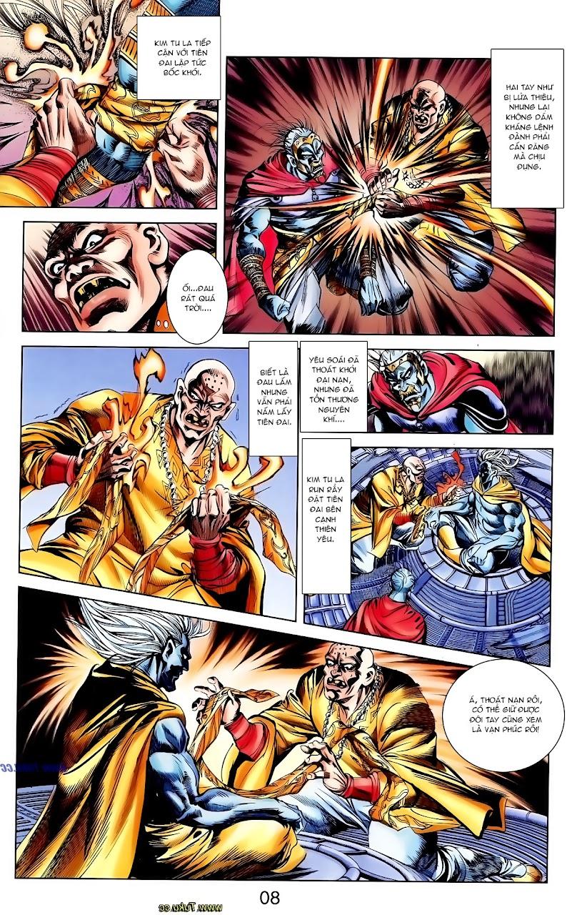 Cơ Phát Khai Chu Bản chapter 111 trang 22