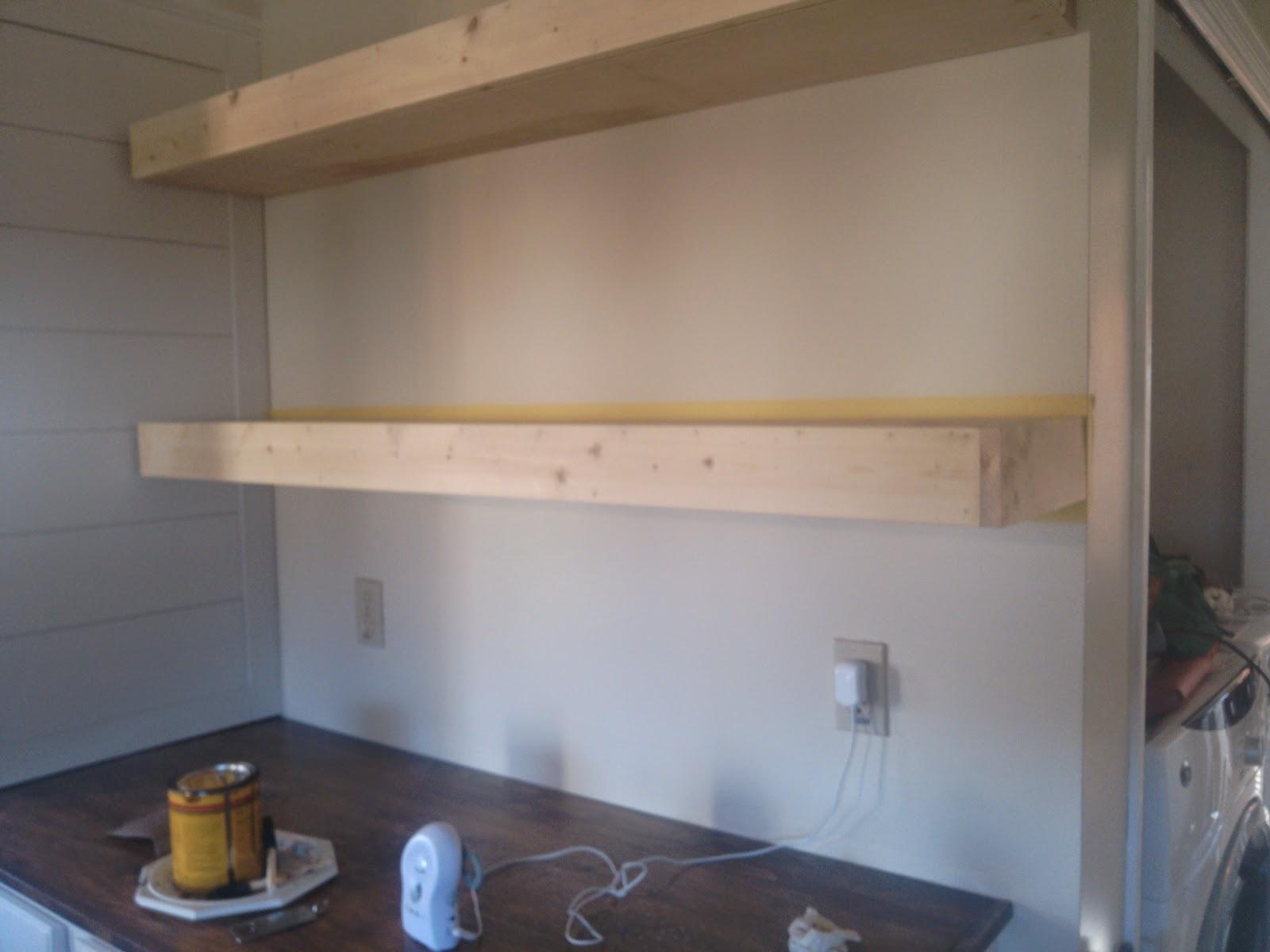 Snading Down Kitchen Worktop By Hand
