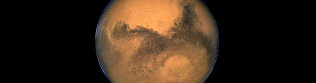 Máxima aproximação épica de Marte com a Terra - 31 de julho
