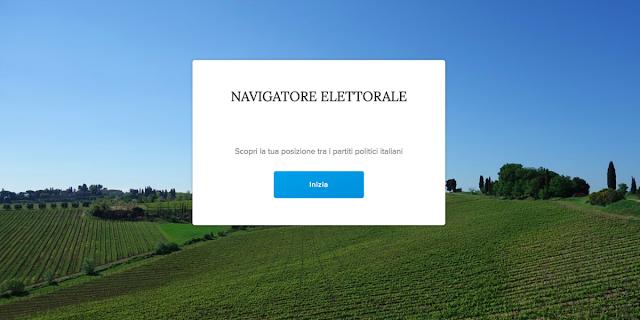 navigatore elettorale