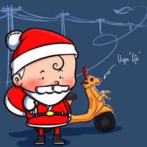 Ảnh chế Noel FA - Chết cười ảnh chế FA Noel cô đơn đêm giáng sinh