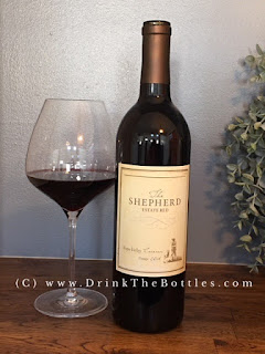 2014 The Shepherd Estate Red