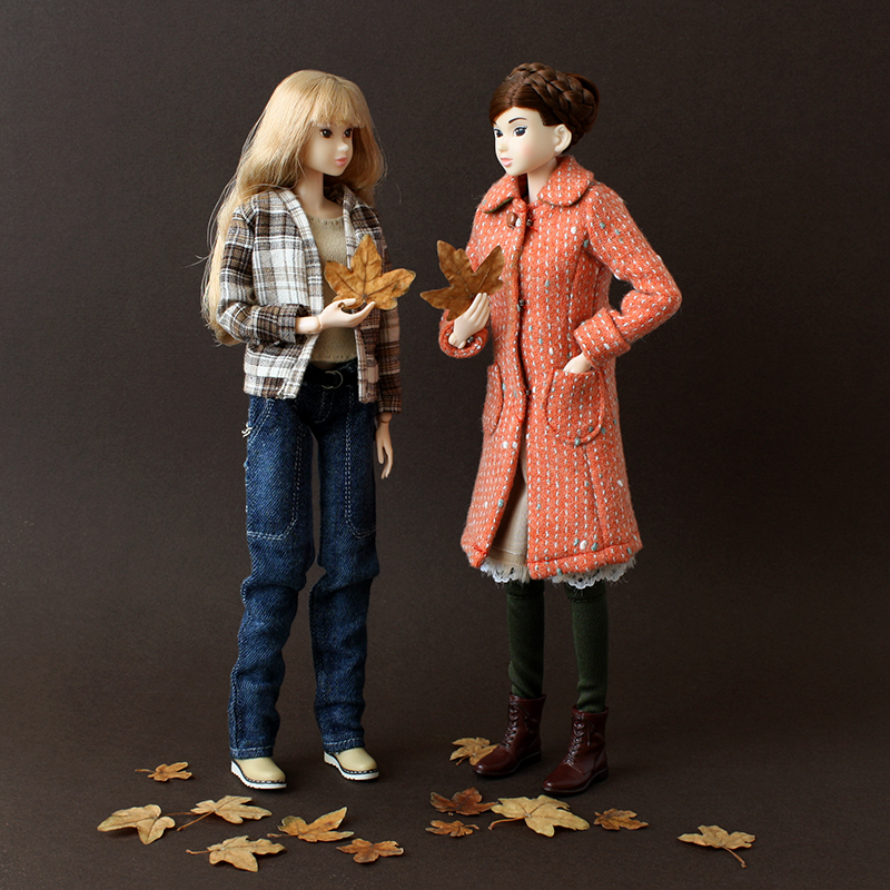 miniatures for dolls, doll photography by minimagine