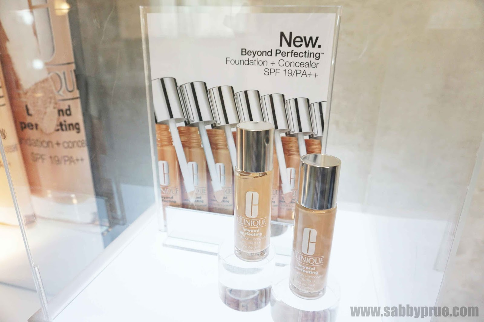 BEAUTY | Event : Clinique Malaysia X TBP : Beyond Perfecting