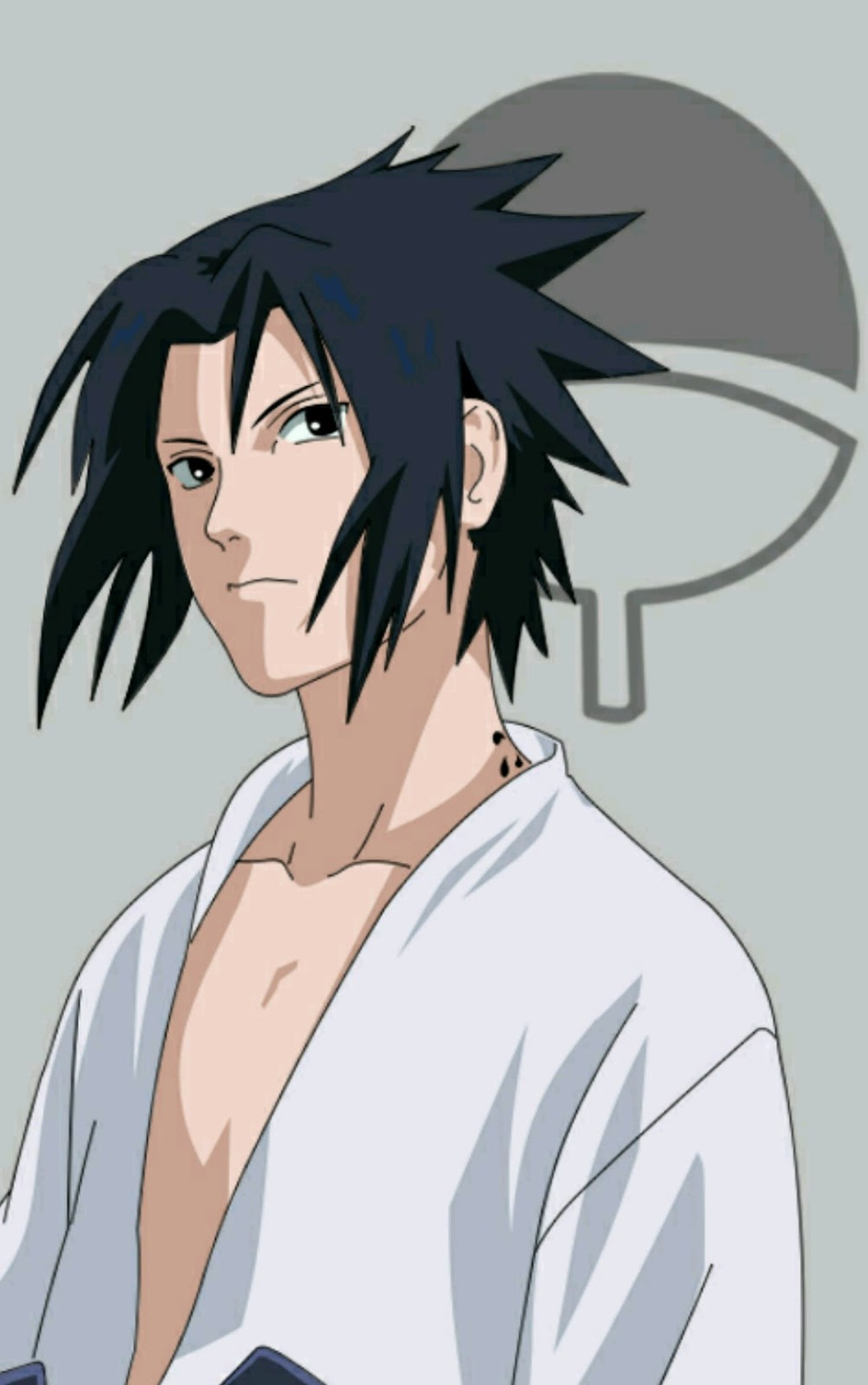 2. Download wallpaper uchiha sasuke vektor untuk android dan whatsApp chat