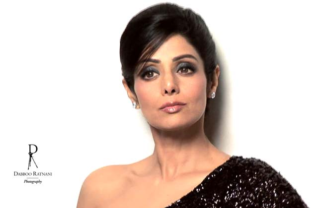 Sridevi Kapoor Latest Pictures Wallpapers Photoshoot -8257