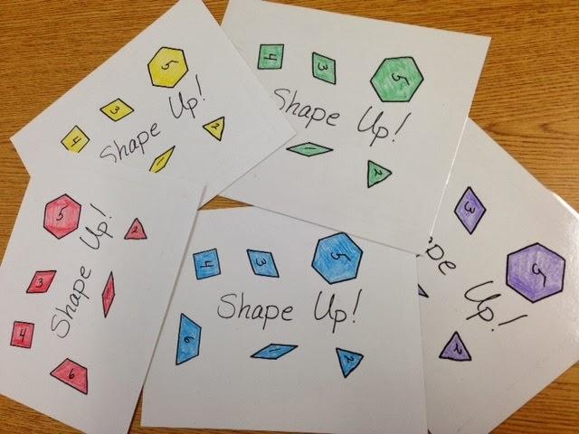 kindergarten and mooneyisms tangram shape up game freebie