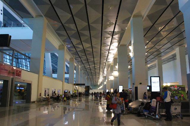 pencahayaan terminal 3 ultimate