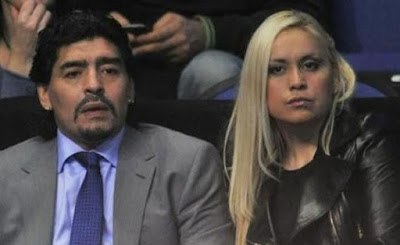 Diego Maradona was 10/10 in bed, his oral sex was 8/10, I didn't have sex for 2 years after him.- Ex-partner reveals
