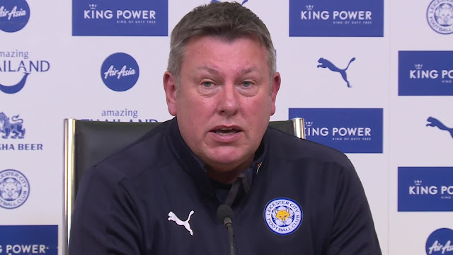Leicester sack manager Shakespeare (DETAILS)