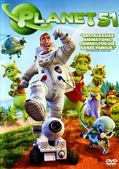 Watch Planet 51 (2009) Online For Free Full Movie English Stream