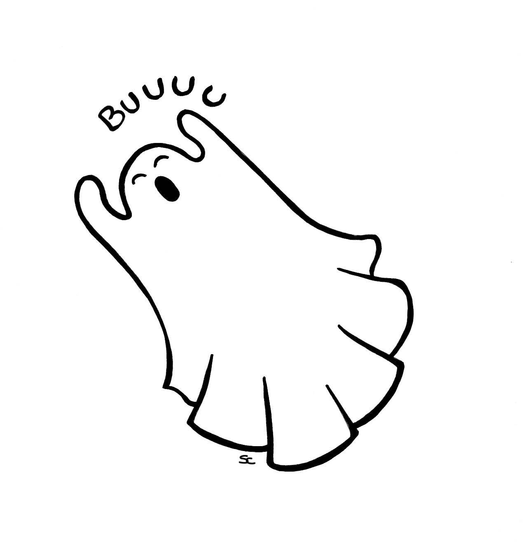 I Disegni Di Verdemela: Fantasmini Di Halloween Da