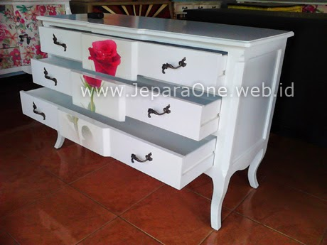 Red Rose filling cabinet jeparaone