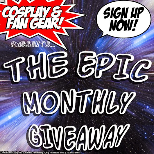Sign-up for our Newsletter and Win COOL Stuff! (Details inside)