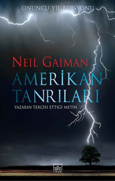 Amerikan Tanrıları - Neil Gaiman