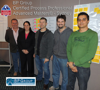 BP Group CPP Advanced Masters - Sydney