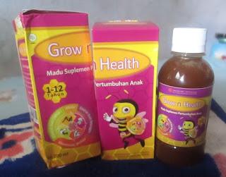 Penampakan Grow n Health